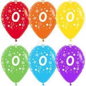 Цифра 0 (звезды) 30 см