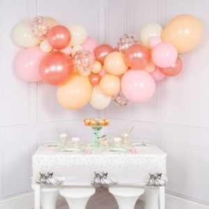 Гирлянда из шаров «Нежность»