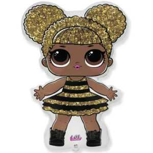 Фигура, Кукла ЛОЛ (LOL), Сияющая Королева, 86см