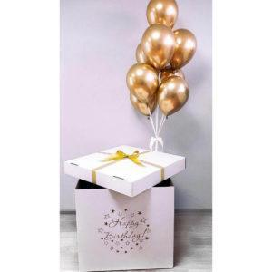 Коробка с шарами №23